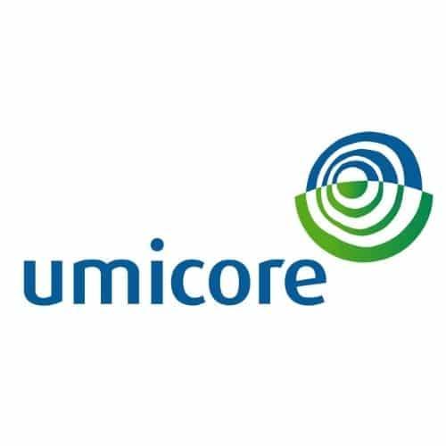 Tevreden klanten - Umicore - Solid Talent